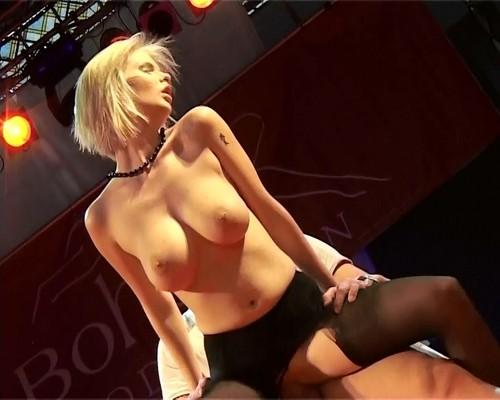 Live sex shows europe